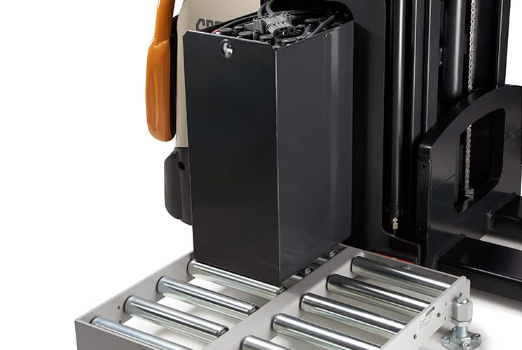 Konstrukcja komory akumulatora
