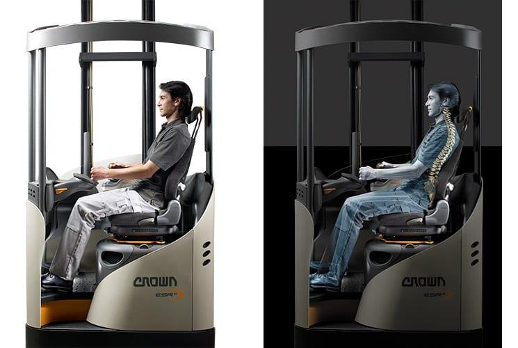 Oryginalny fotel MoveSeat<sup>™</sup>