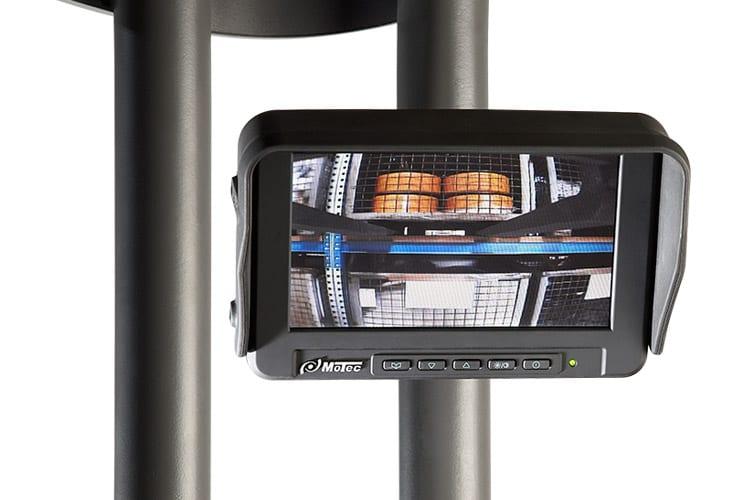 Kamera zkolorowym ekranem