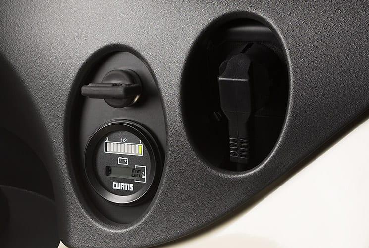 Wskaźnik rozładowania akumulatora