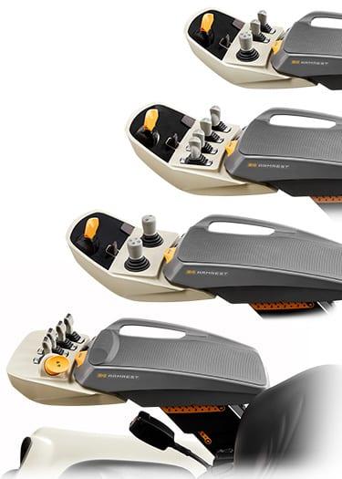 Podłokietnik D4 Armerest -nowy wymiar ergonomii